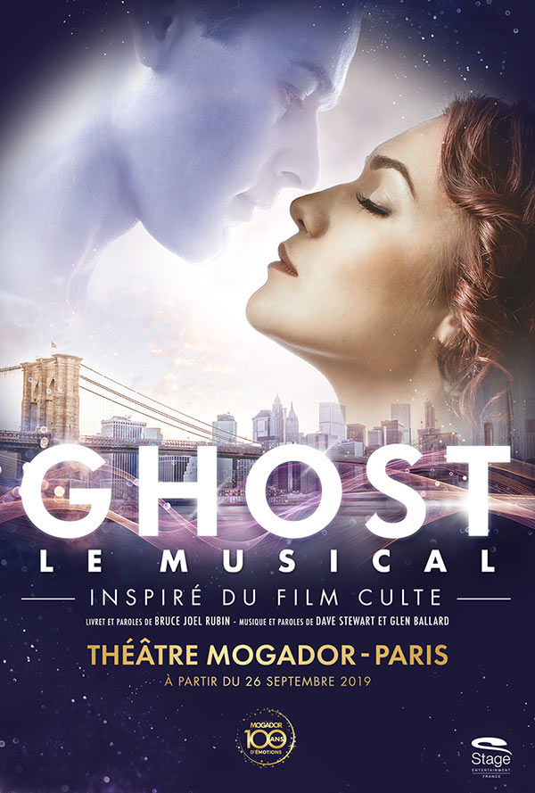Billets Ghost Le Musical