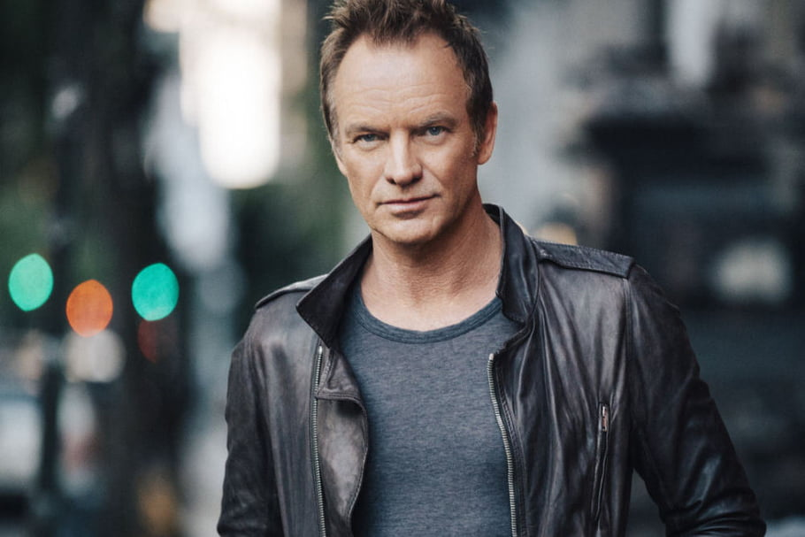 Billets Sting - My Songs (Theatres Romains - Lyon)