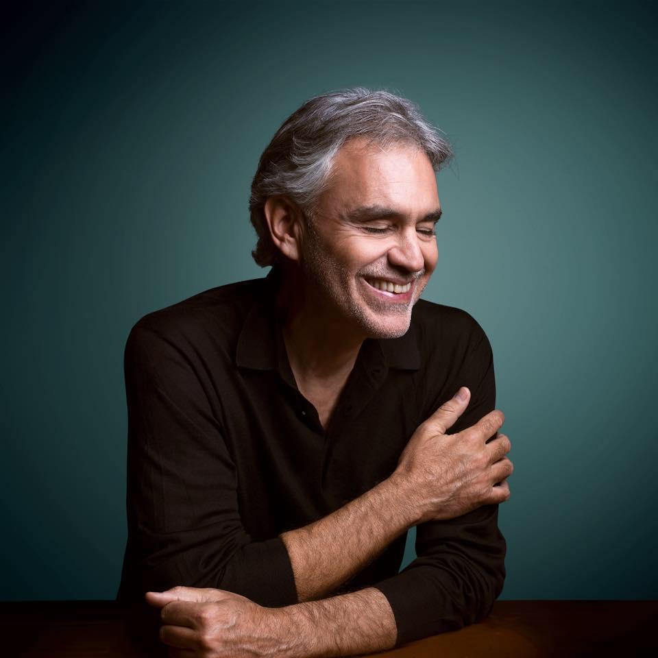 Billets Andrea Bocelli (Madison Square Garden - Manhattan)