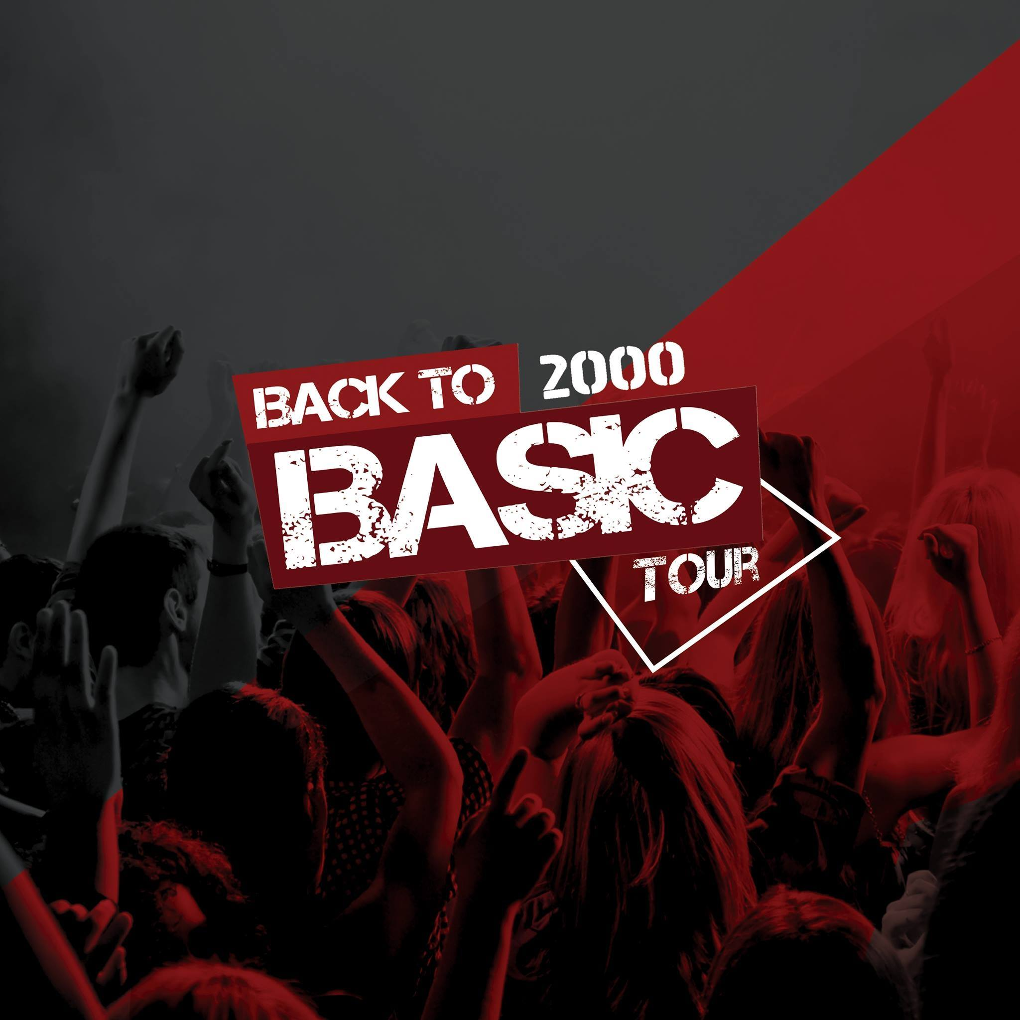 Billets Back To Basic 2000 (Zenith Caen - Caen)