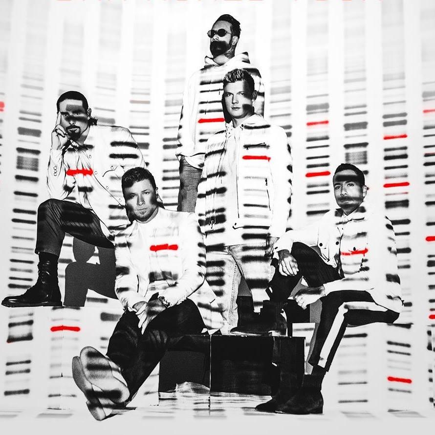 Billets Backstreet Boys (Rogers Arena - Vancouver)