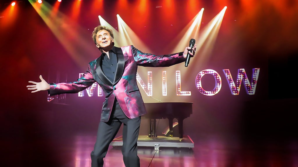 Billets Barry Manilow (First Direct Arena - Leeds)