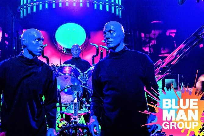 Blue Man Group at Starlight Theatre Tickets