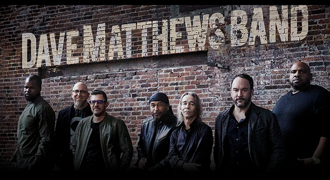Billets Dave Matthews Band (Rogers Arena - Vancouver)
