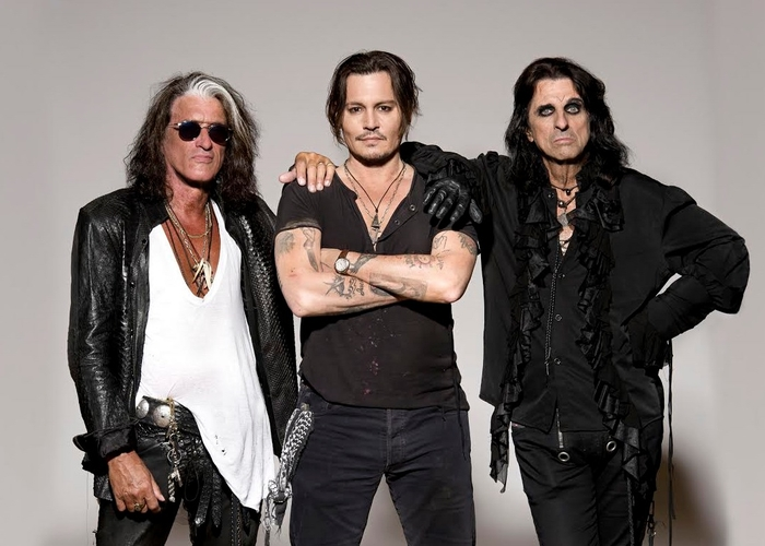 Billets Hollywood Vampires (Olympiahalle Munchen - Munich)