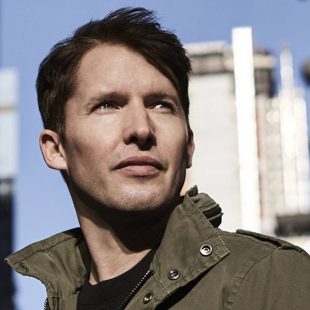 Billets James Blunt (Lotto Arena - Anvers)