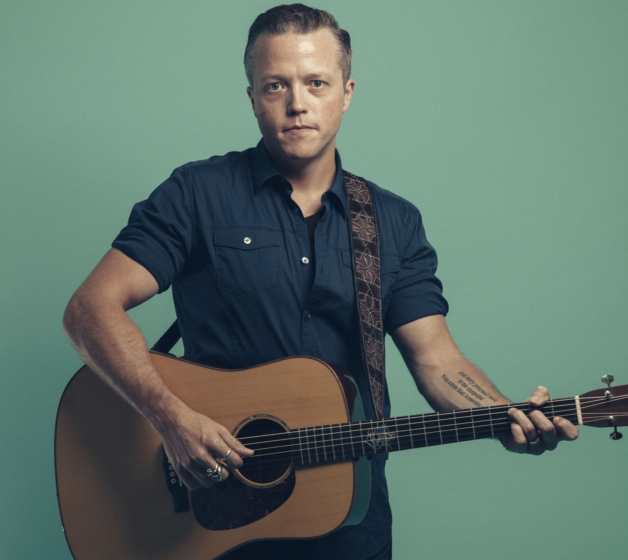 Billets Jason Isbell (Olympia Theatre - Dublin)