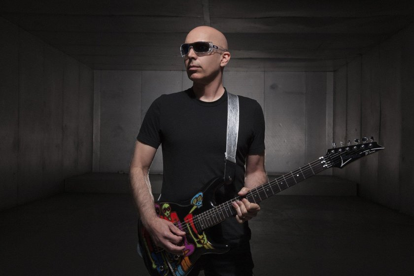 Billets Joe Satriani