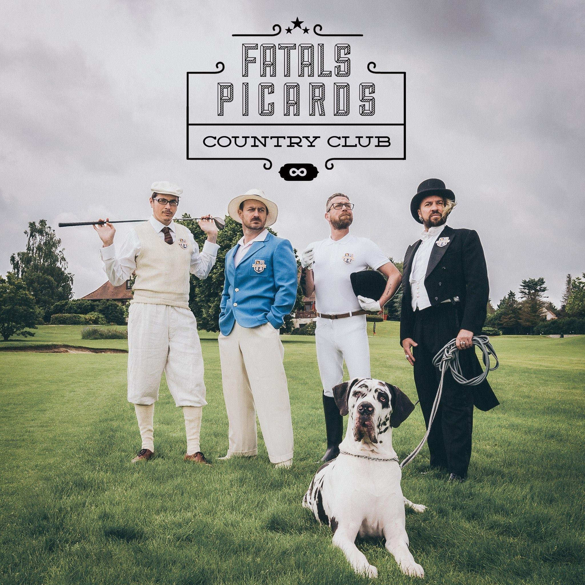 Billets Les Fatals Picards (Olympia - Paris)