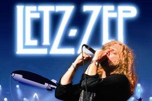 Letz Zep at Brudenell Social Club Tickets