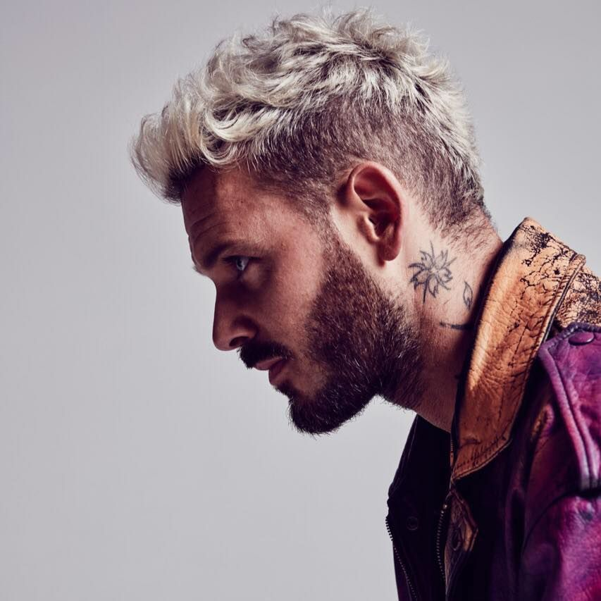 M. Pokora at Theatre Antique Vienne Tickets