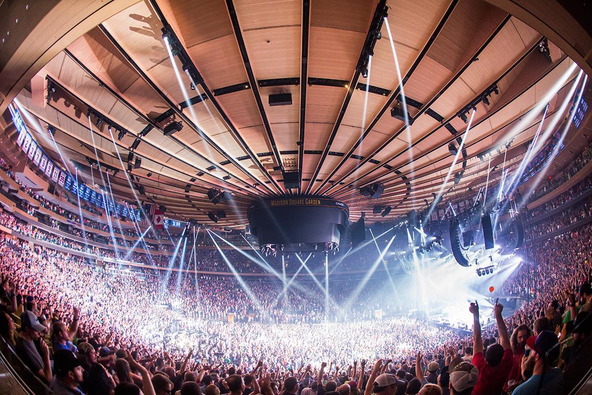 Madison Square Garden Tickets