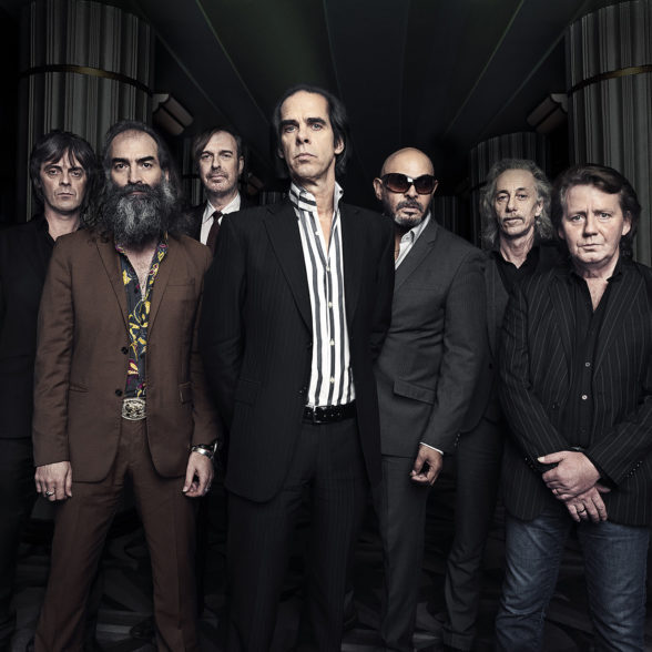 Nick Cave and the Bad Seeds at Royal Arena Tickets
