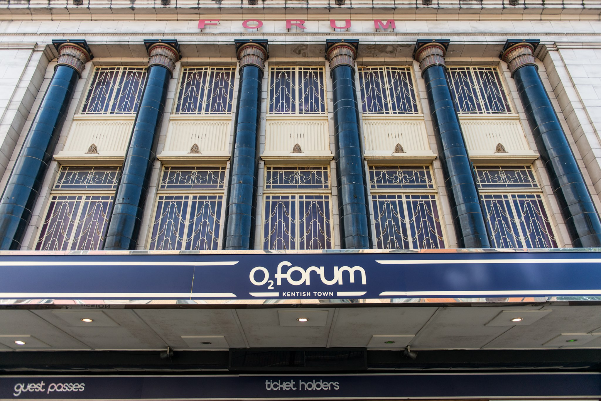 Billets O2 Forum Kentish Town