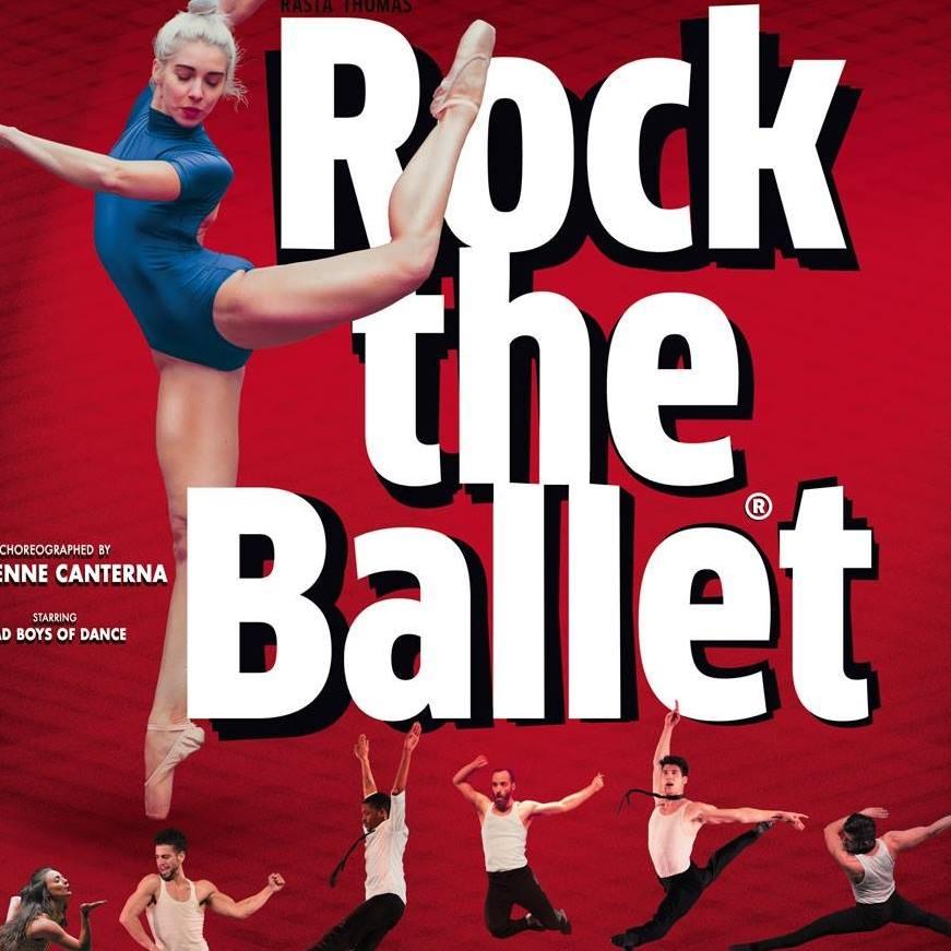 Billets Rock The Ballet (Radiant Bellevue - Caluire Et Cuire)
