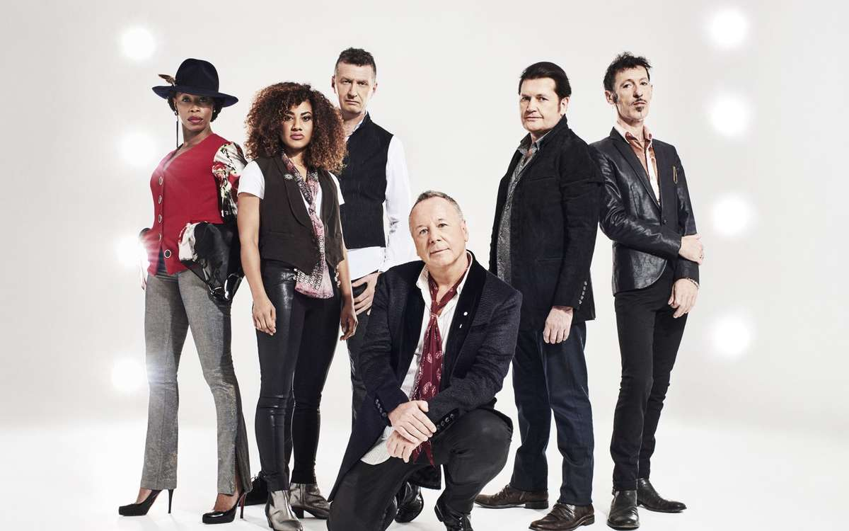 Billets Simple Minds - 40 Years Of Hits Tour 2021 (Ziggo Dome - Amsterdam)