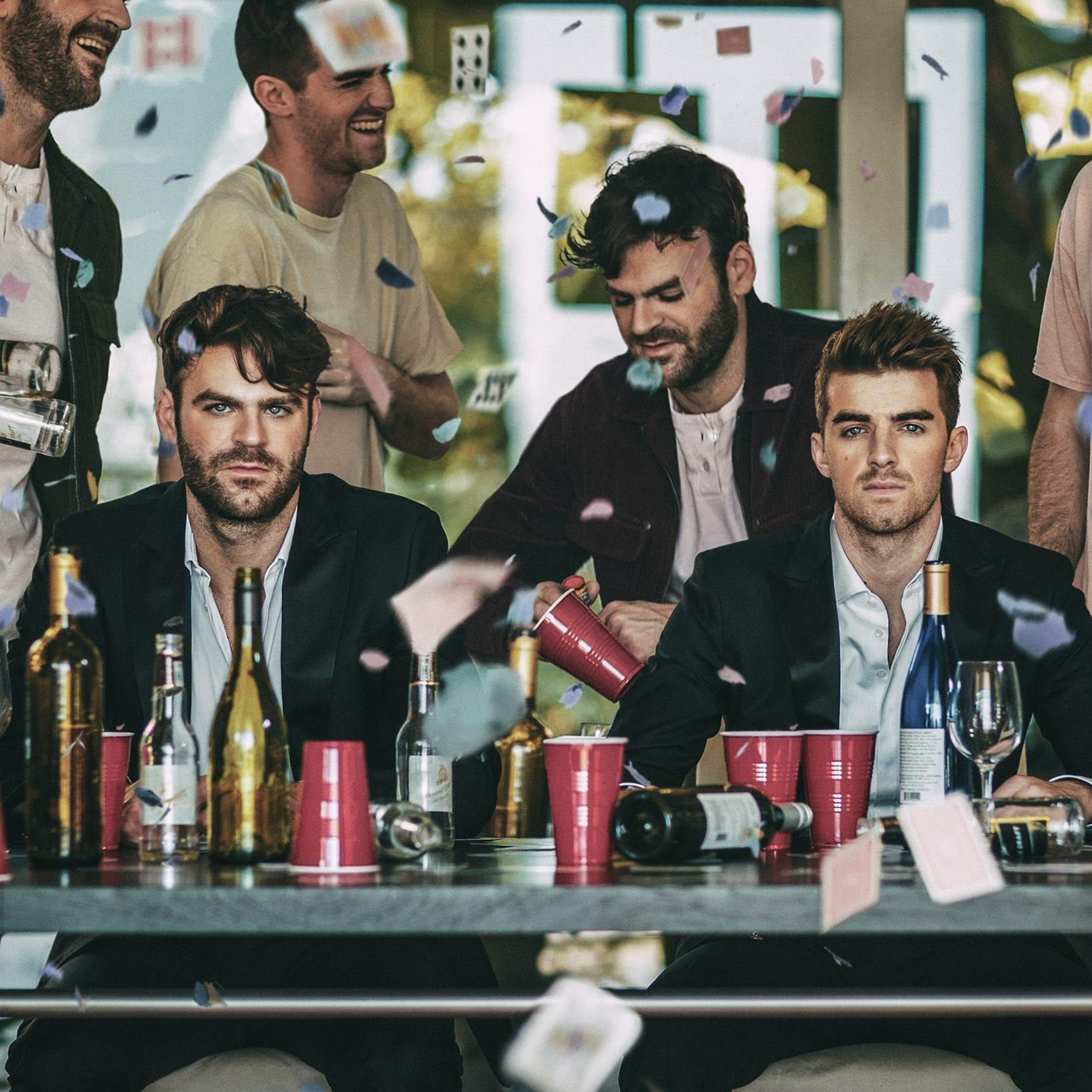Billets The Chainsmokers - European Tour 2021 (Ziggo Dome - Amsterdam)