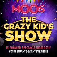 Billets The Crazy Kid's Show (Le Republique - Paris)