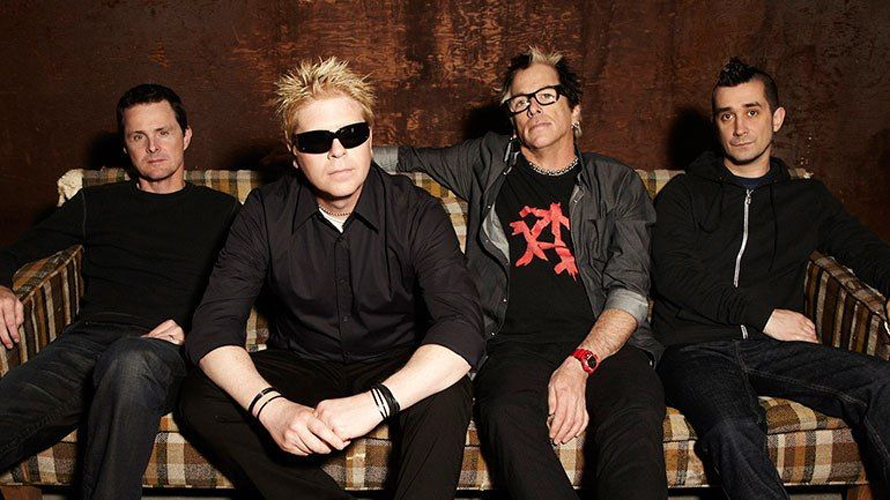 Billets The Offspring (3Arena Dublin - Dublin)