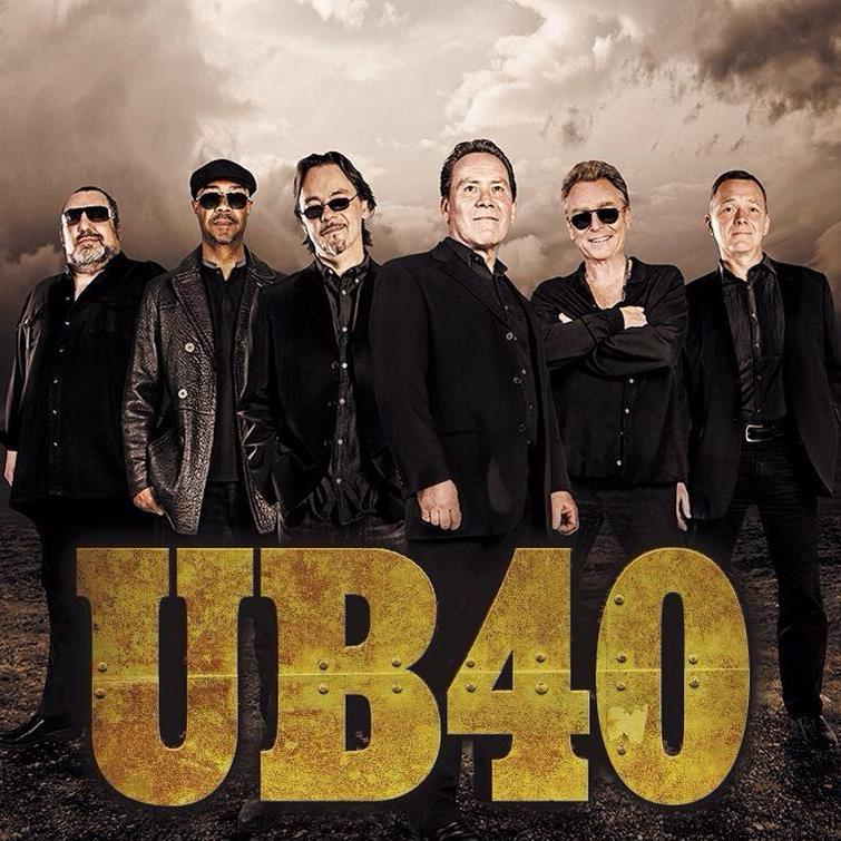 UB40 featuring Ali - Astro - Mickey at 3Arena Dublin Tickets
