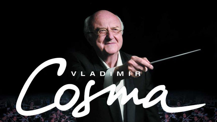 Billets Vladimir Cosma (Le Grand Rex - Paris)