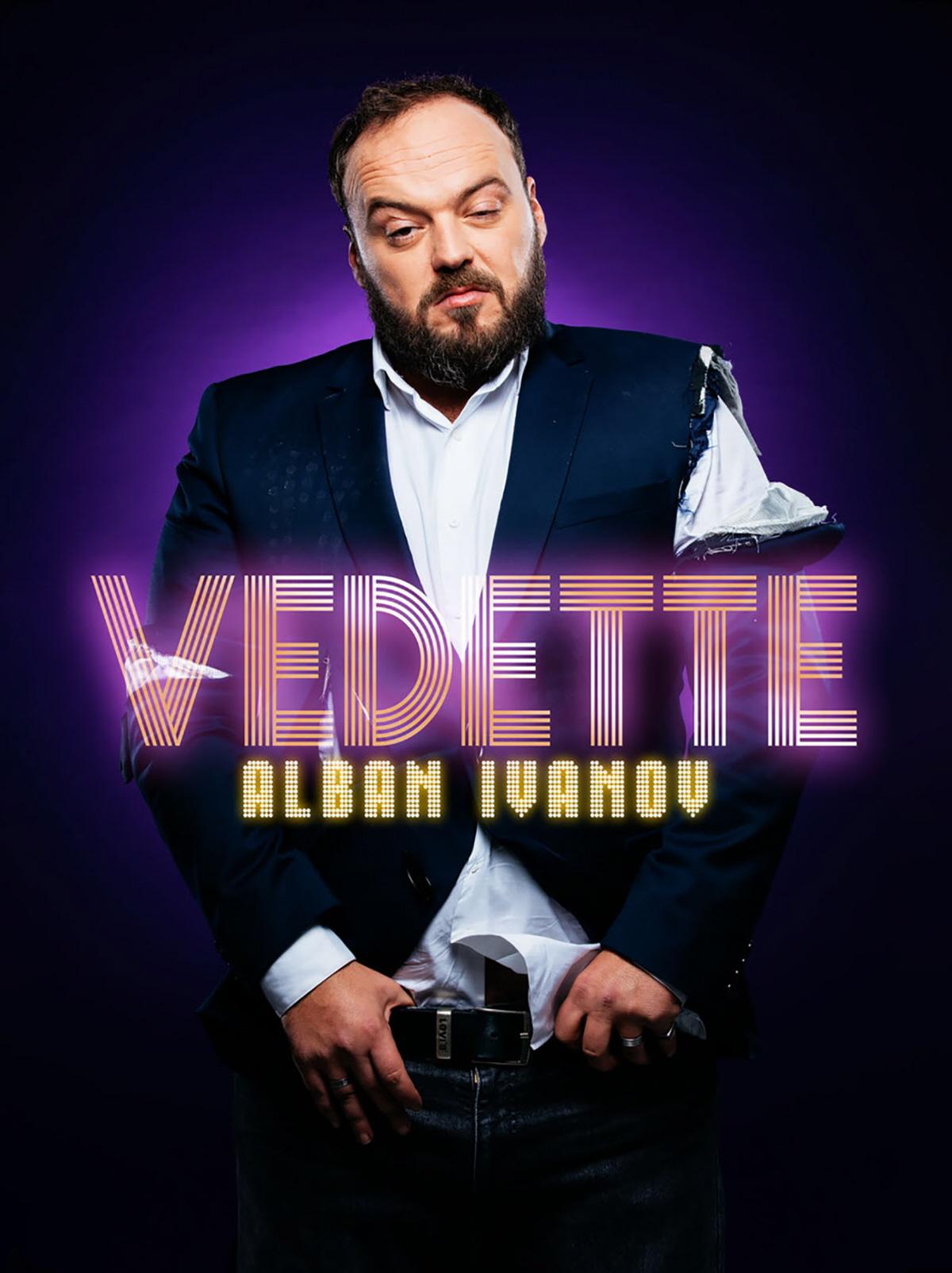 Billets Alban Ivanov (Theatre Femina - Bordeaux)