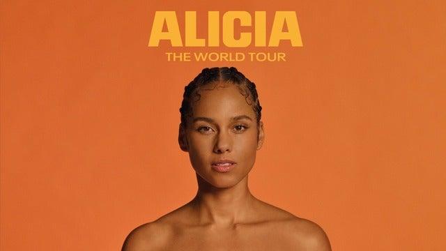 Billets Alicia Keys (Accor Arena - Paris)