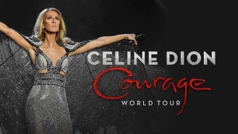 Billets Celine Dion (Paris La Defense Arena - Nanterre)