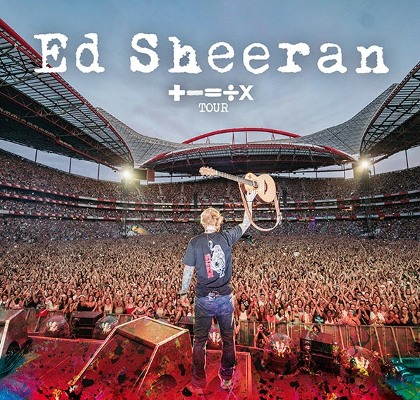 Billets Ed Sheeran (Stade de France - Paris)