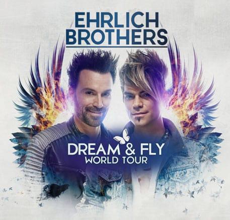 Ehrlich Brothers at Barclaycard Arena Hamburg Tickets