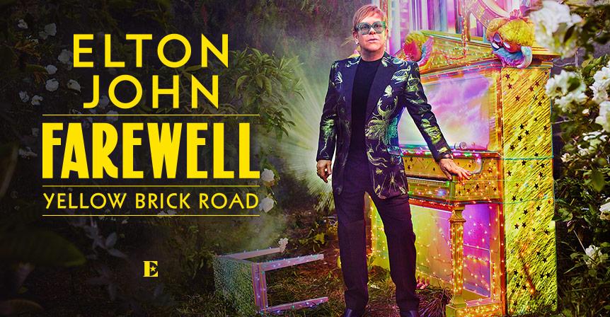 Billets Elton John (Hallenstadion - Zurich)