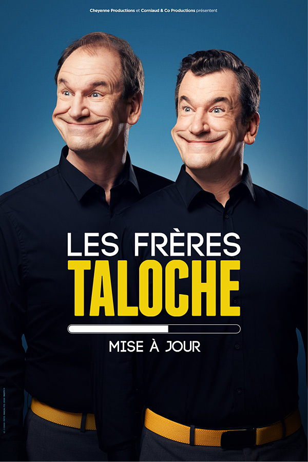 Freres Taloche at Le Forum Liege Tickets