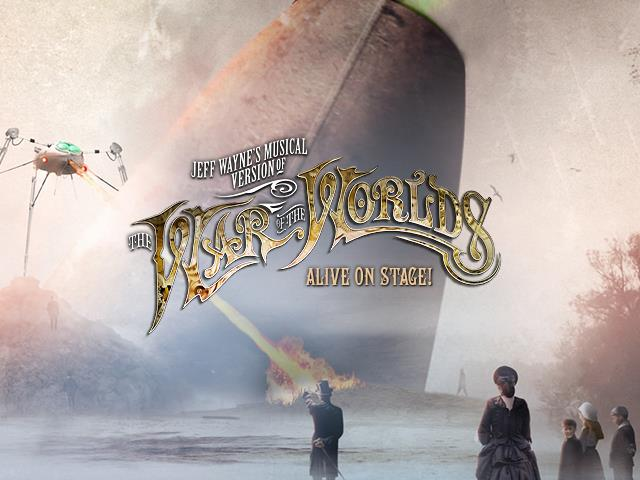 Billets Jeff Wayne's Musical Version Of The War Of The Worlds (First Direct Arena - Leeds)