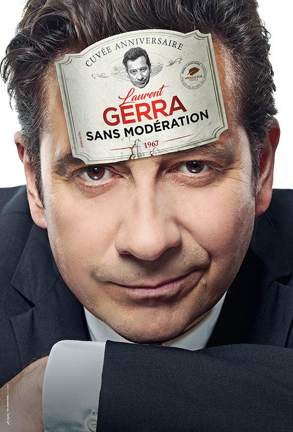 Billets Laurent Gerra (Salle Pleyel - Paris)