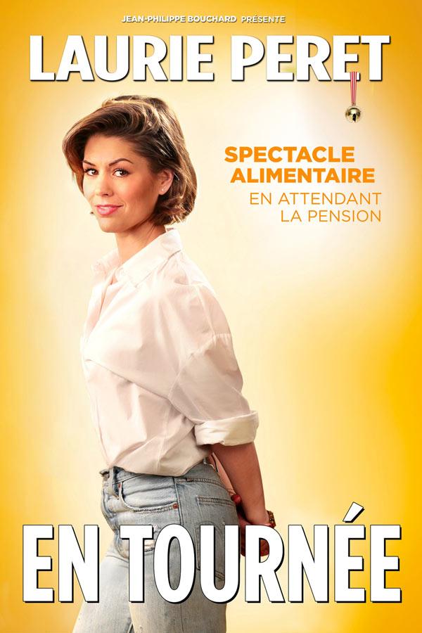 Billets Laurie Peret (Le Liberte - Rennes)