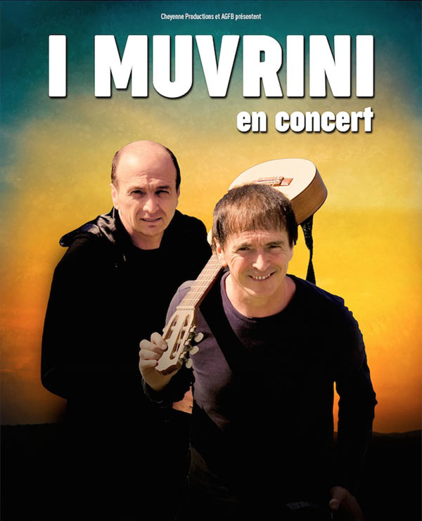 I Muvrini at Le Forum Liege Tickets