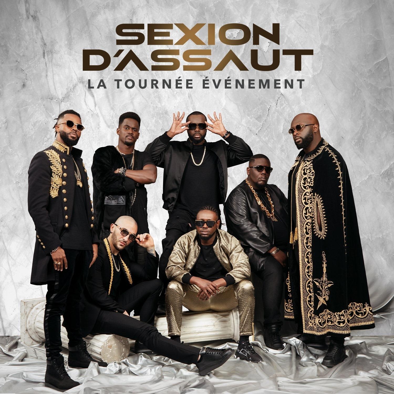 Billets Sexion D'Assaut (Zenith Dijon - Dijon)