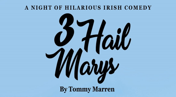 Billets 3 Hail Mary's (Olympia Theatre - Dublin)