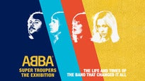 Billets ABBA: Super Troupers The Exhibition (O2 Arena - Londres)