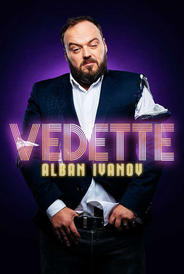 Billets Alban Ivanov (Theatre Femina - Bordeaux)