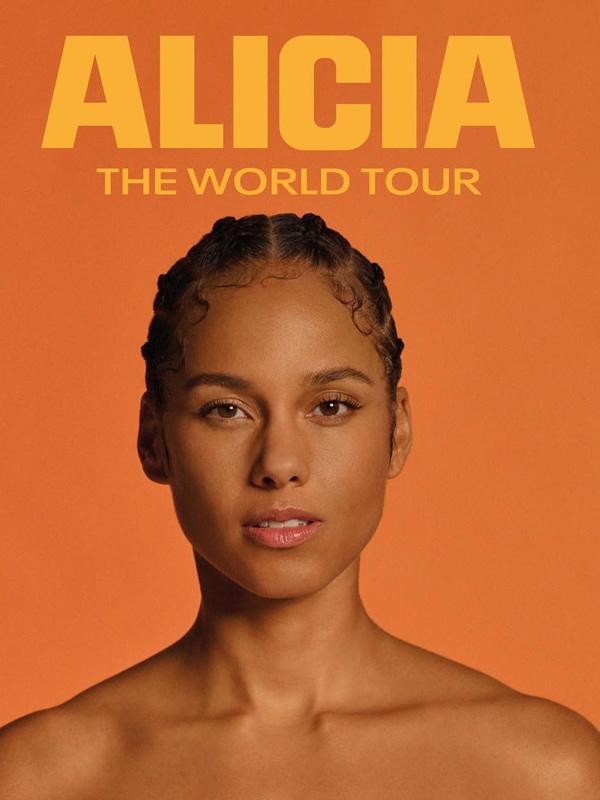 Billets Alicia Keys (Arkea Arena - Bordeaux)