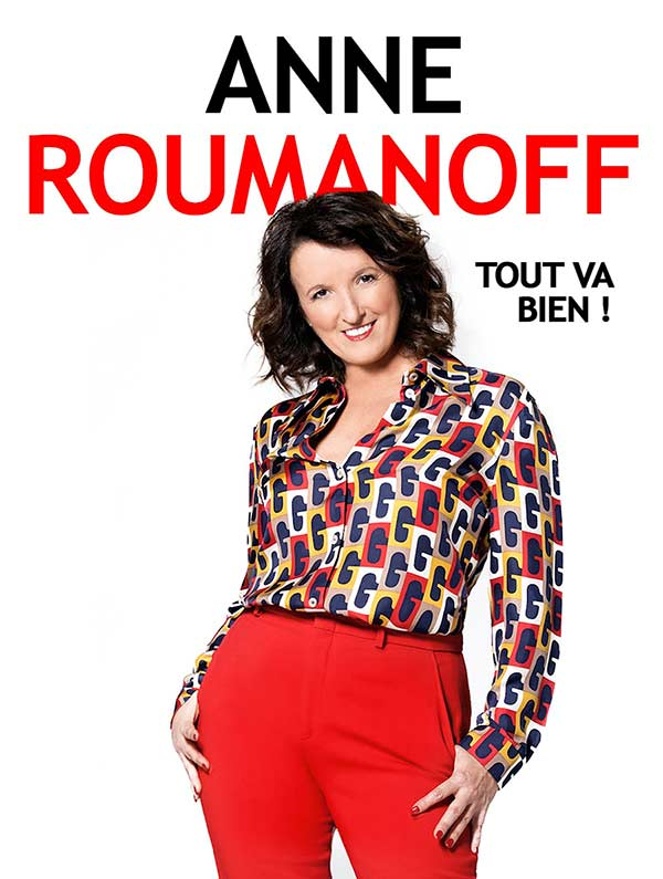 Billets Anne Roumanoff (Casino Barriere Toulouse - Toulouse)