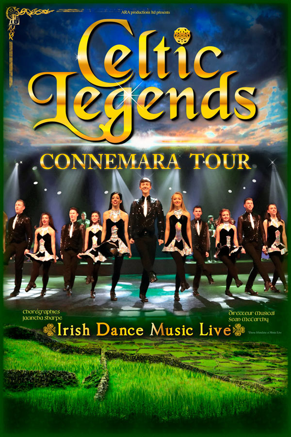 Billets Celtic Legends (Carre Des Docks - Docks Oceane - Le Havre)