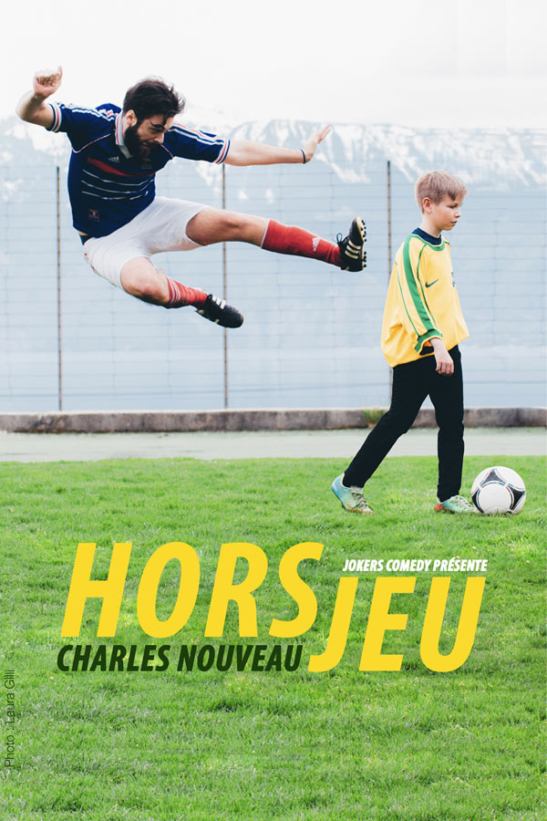 Charles Nouveau at L'Europeen Tickets