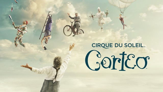 Billets Cirque Du Soleil - Corteo (Royal Arena - Copenhague)