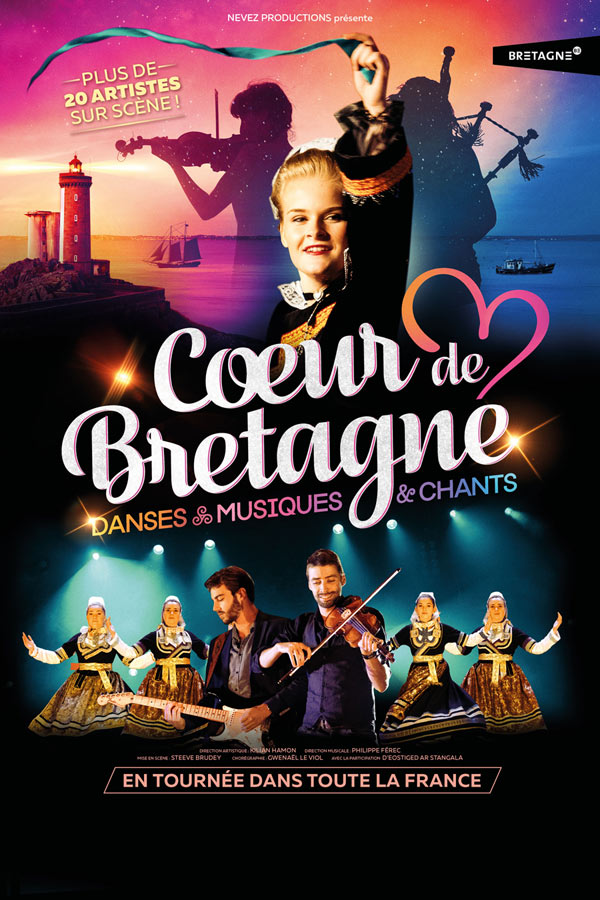 Billets Coeur De Bretagne (Casino Barriere Toulouse - Toulouse)
