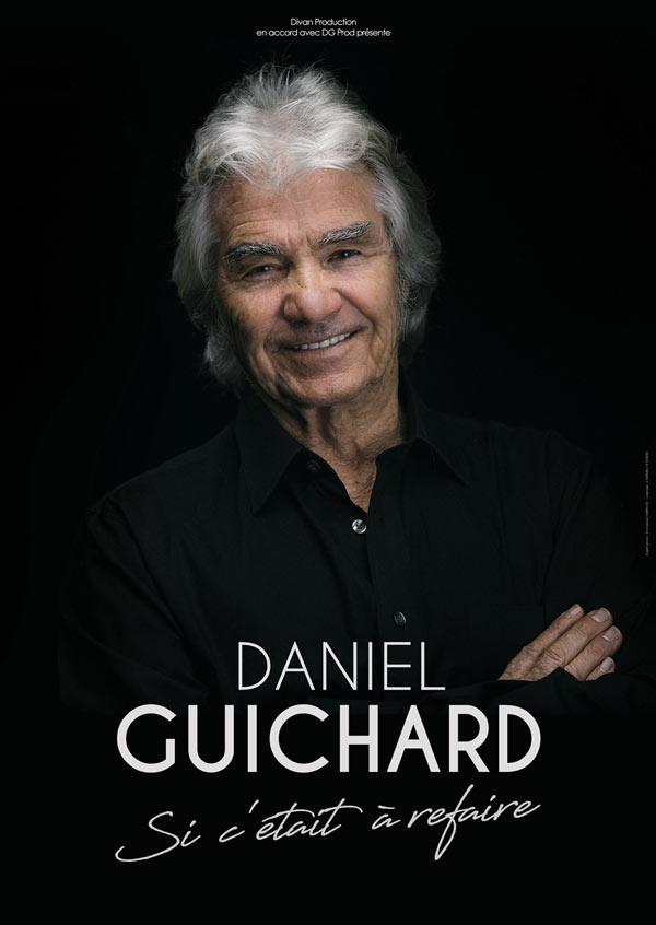 Billets Daniel Guichard (Zenith Saint Etienne - Saint Etienne)