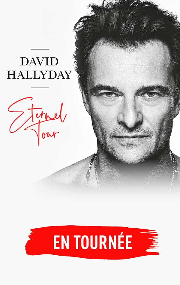 Billets David Hallyday (Casino Barriere Toulouse - Toulouse)
