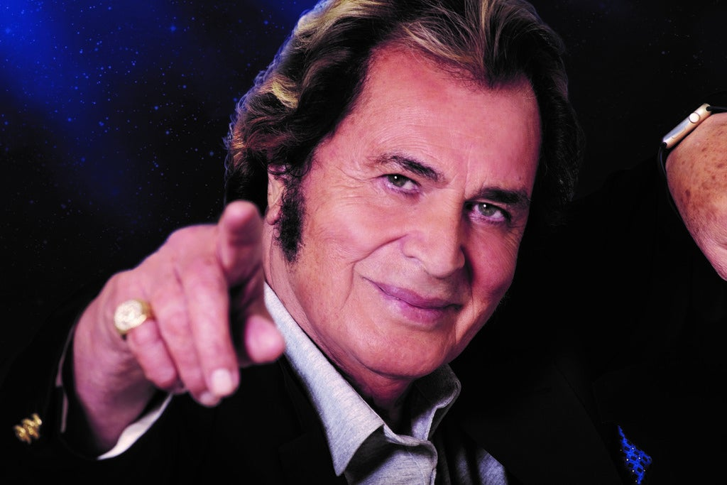 Engelbert Humperdinck at London Palladium Tickets