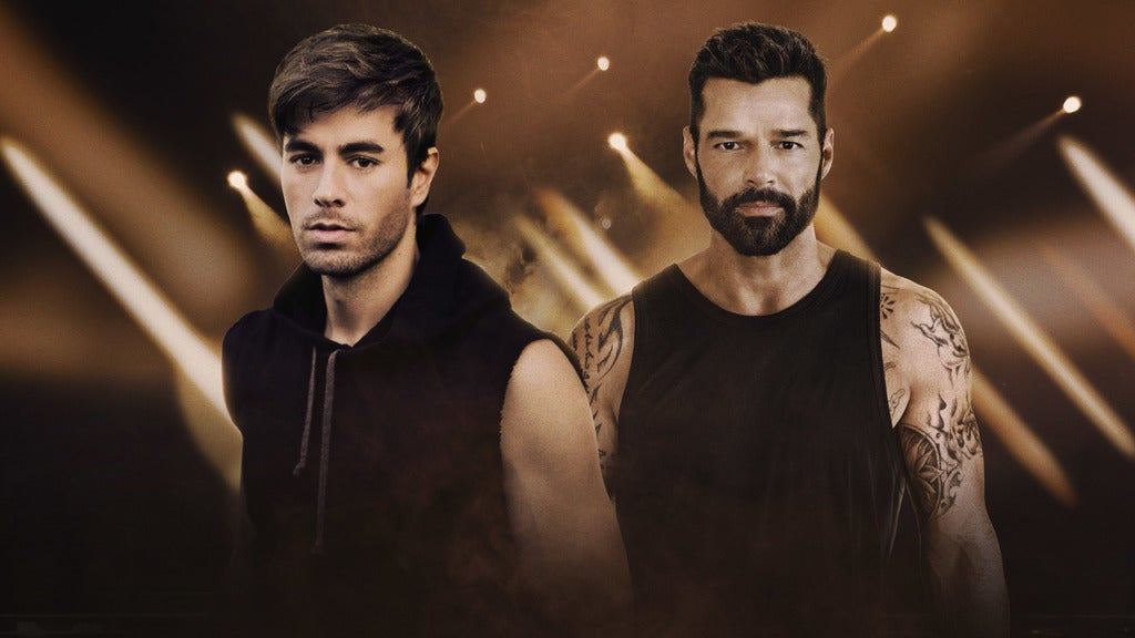 Enrique Iglesias - Ricky Martin at American Airlines Center Tickets